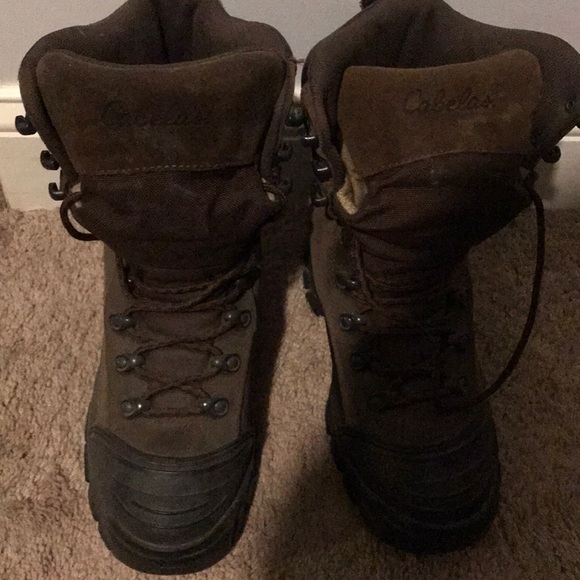ae0c87bd34b Cabela's Dry Plus & Thinsulate Ultra Outdoor Boots